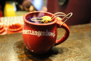 Gluwein in Cologne