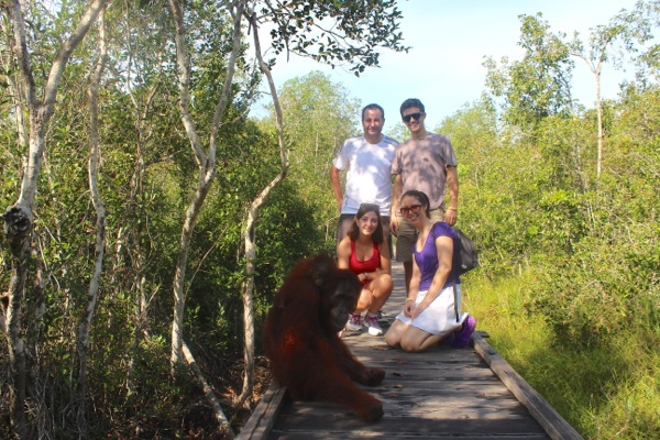 camp leakey trek